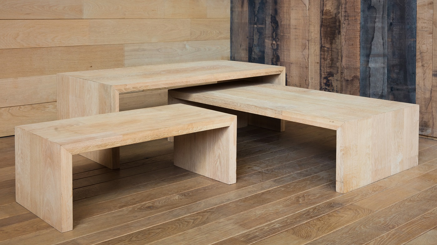 Chêne Table En MassifWood Basse Inspirations 2IeWE9YDH
