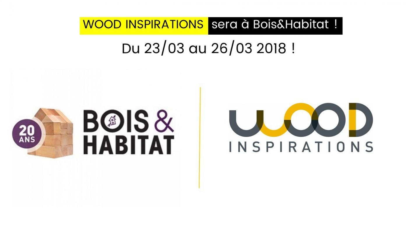 Un village POP-UP WOOD INSPIRATIONS à BOIS&HABITAT!