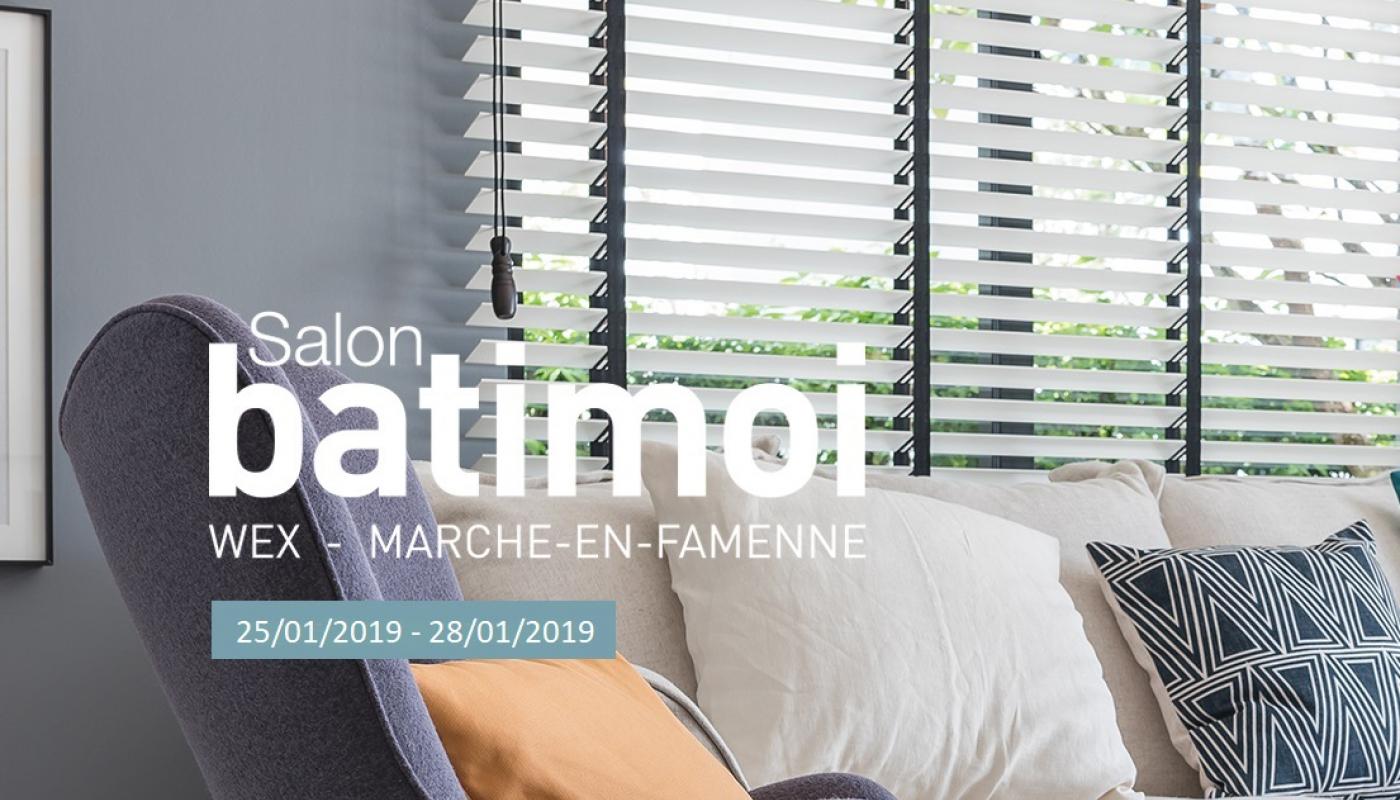 Salon BATIMOI 2019 au WEX