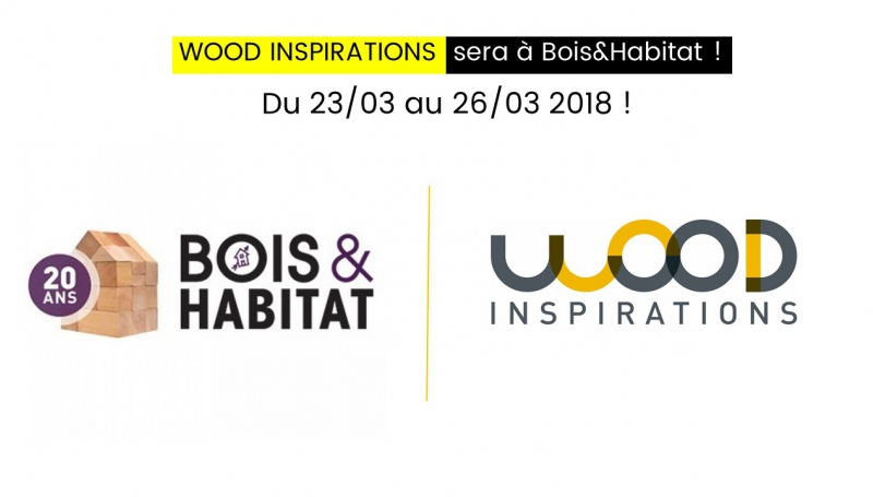 Un village POP-UP WOOD INSPIRATIONS à BOIS&HABITAT!