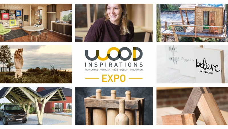 EXPO - Wood Inspirations 23/09 -> 01/10