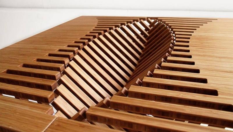 Rising - Les objets complexes et étonnants du studio van Embricqs !