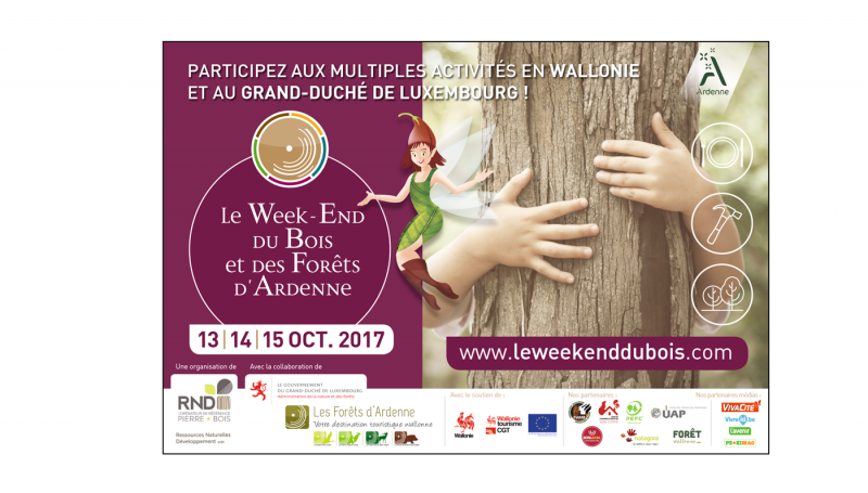 Week End du Bois et des Forêts d'Ardenne