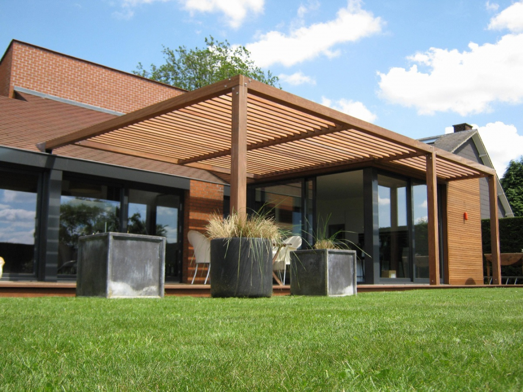 Pergola Lumilicia | Wood Inspirations
