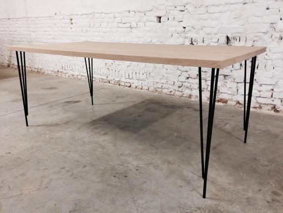Table sur mesure WOOD-Lo