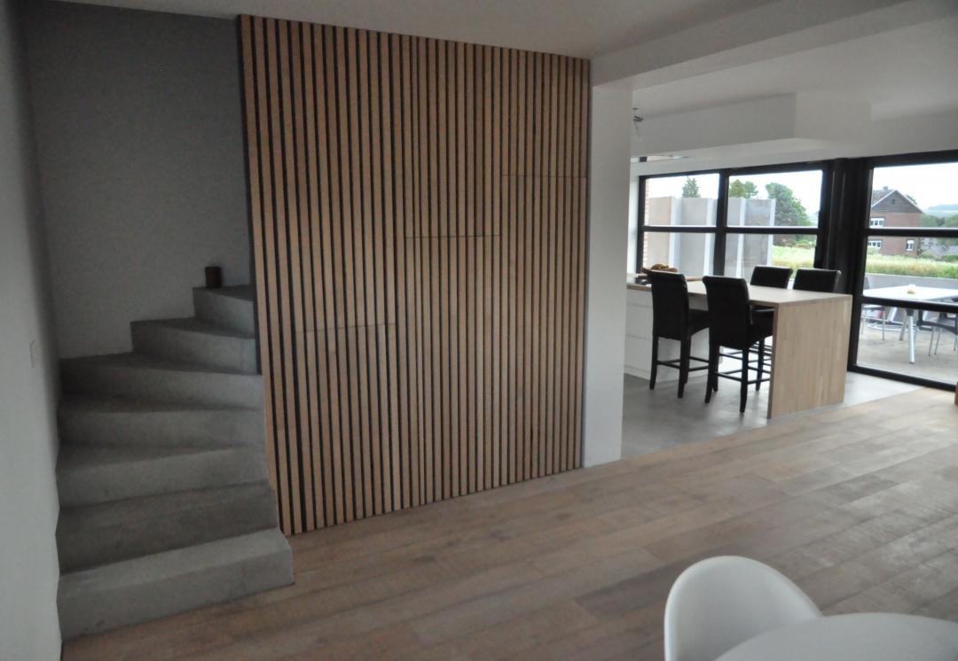 wood inspirations pr sente les r alisations de l 39 atelier renaissance. Black Bedroom Furniture Sets. Home Design Ideas