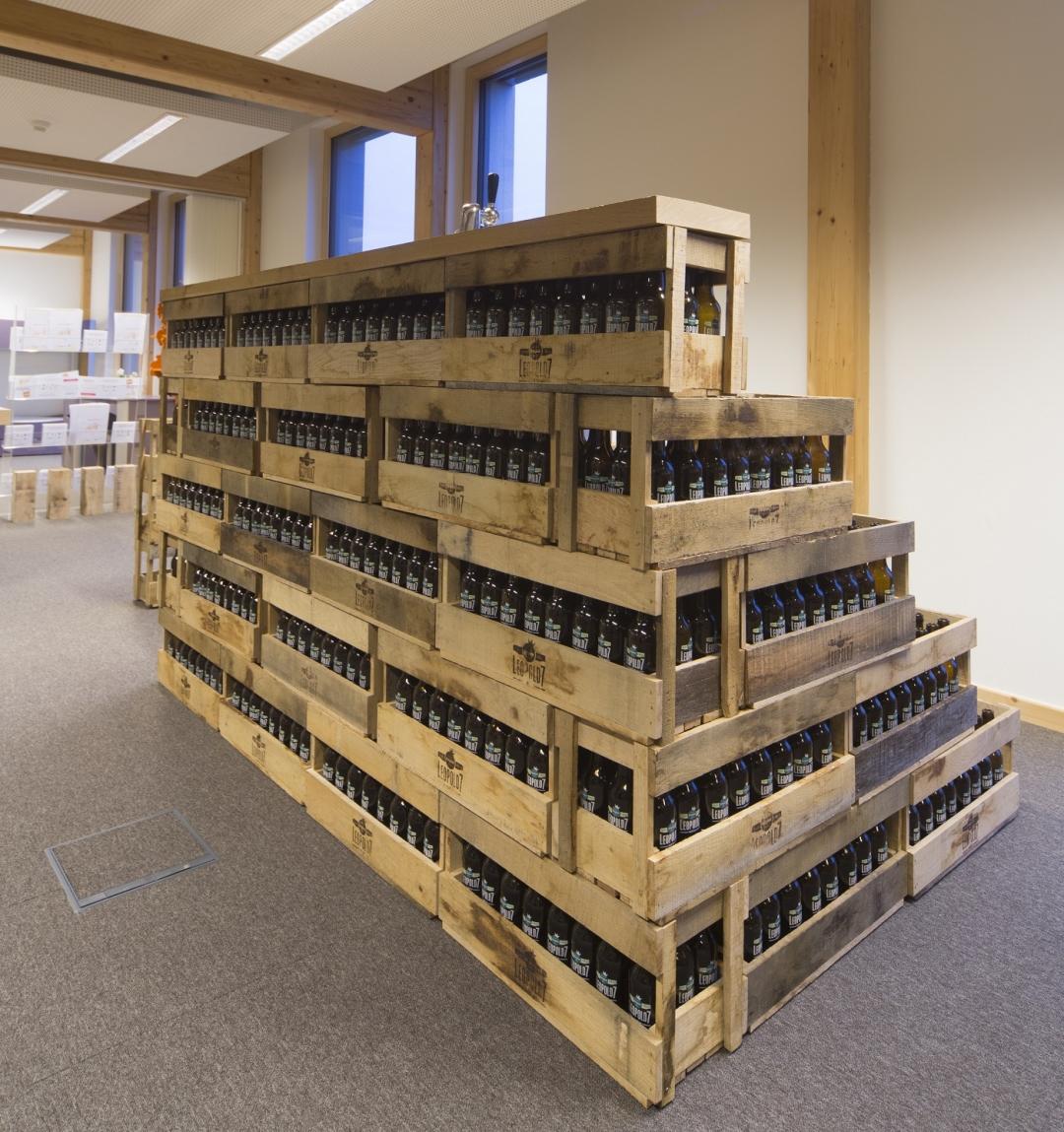Fabriquer Casier À Bouteilles En Bois casier à bouteilles | wood inspirations
